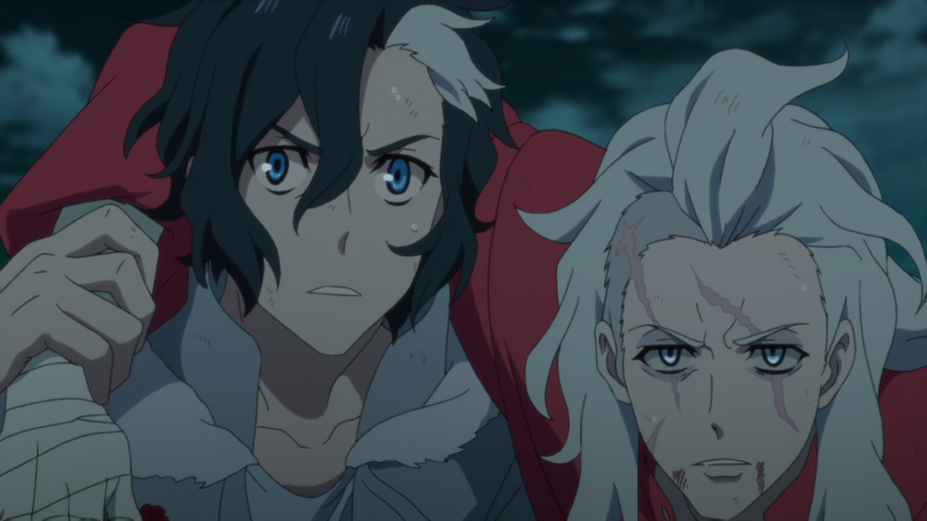 anime review sirius the jaeger 2018