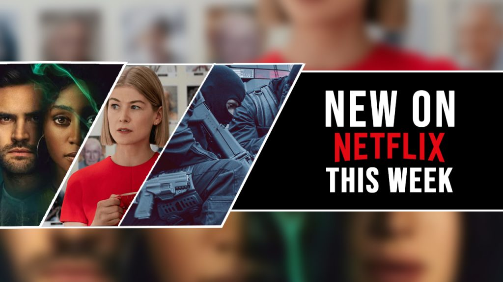 New on Netflix this Week