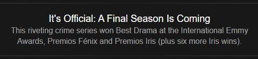 official season 5