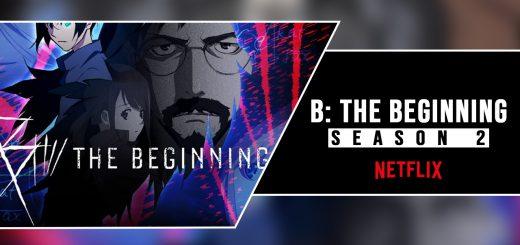 b the beginning thumbnail