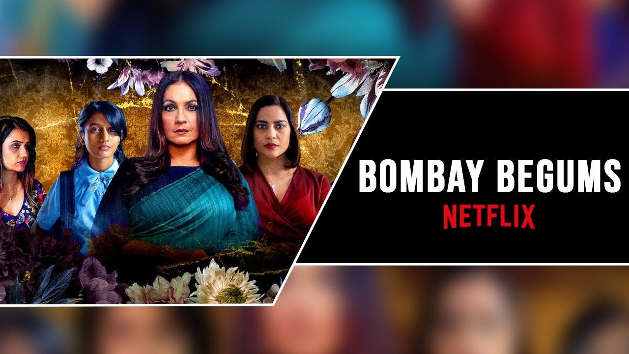 Bombay Begums On Netflix: Story, Cast & Pooja Bhatt Comeback - cover