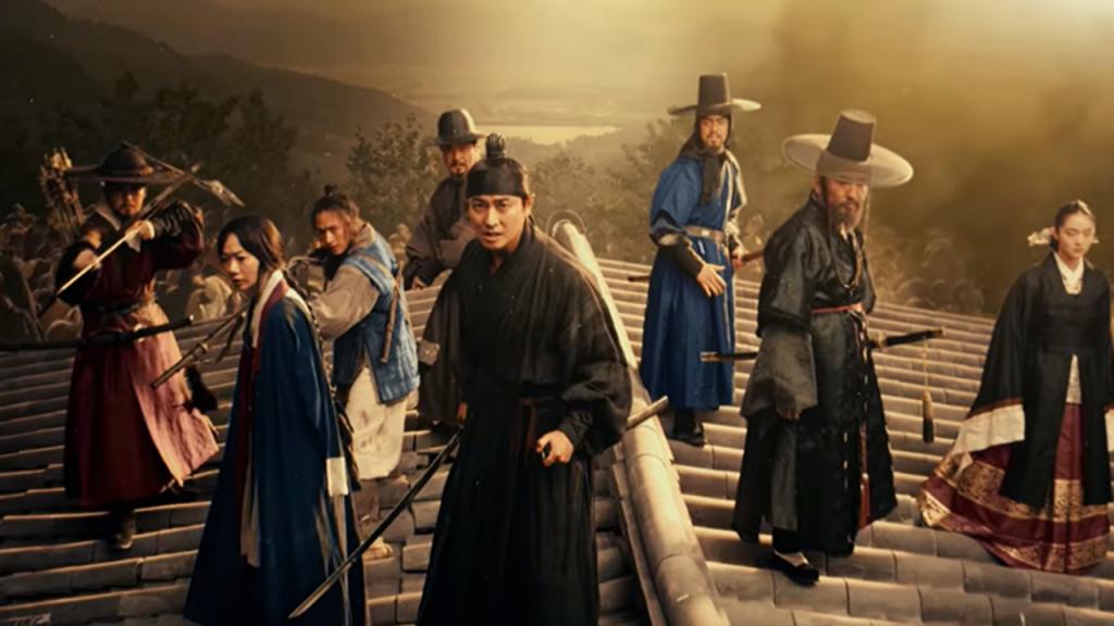 Kingdom season 2 confirms premiere date unveils main poster teaser