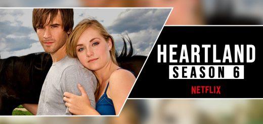 Season 6 of Heartland on Netflix
