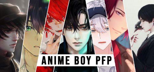 Anime Boy PFP