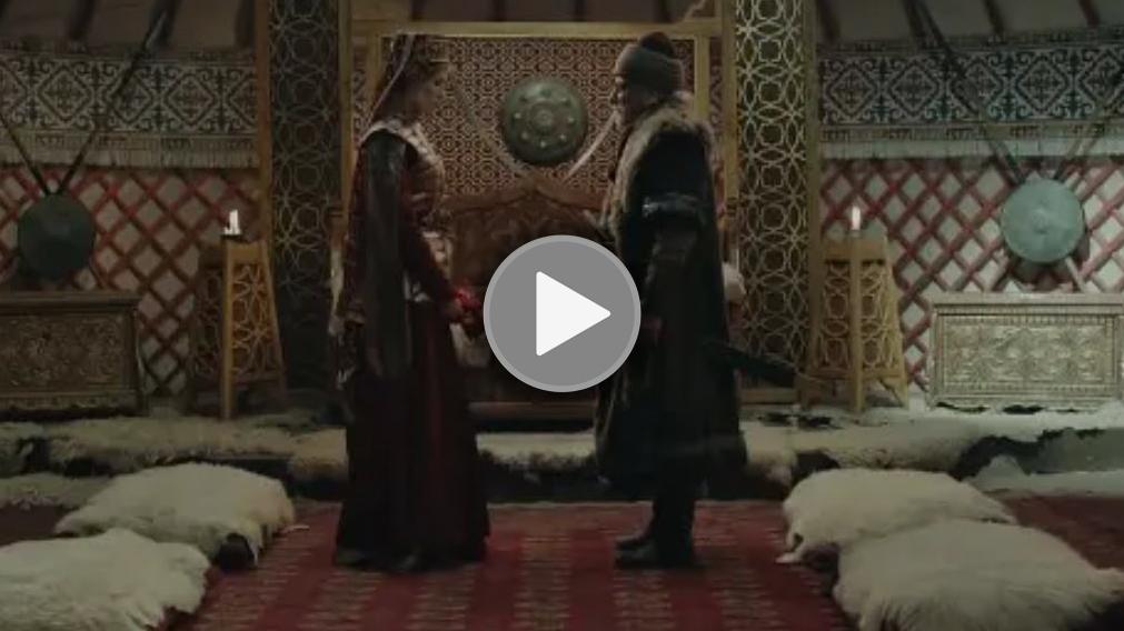 kurulus osman season 2 episode 61
